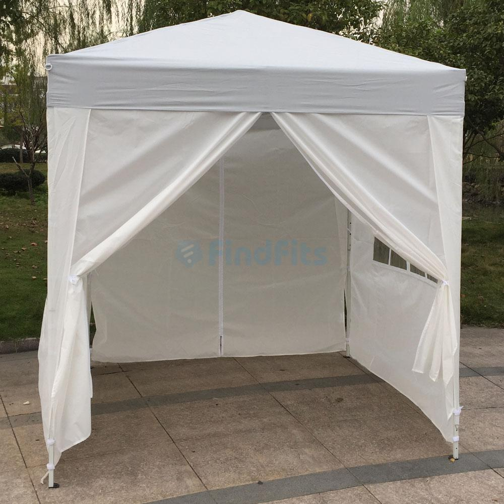 2x2m Fully Waterproof Pop Up Gazebo Party Wedding Tent