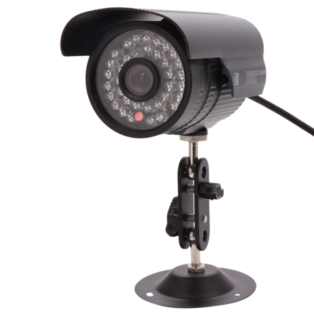 1200tvl hd bullet waterproof cctv security camera ir night. Black Bedroom Furniture Sets. Home Design Ideas