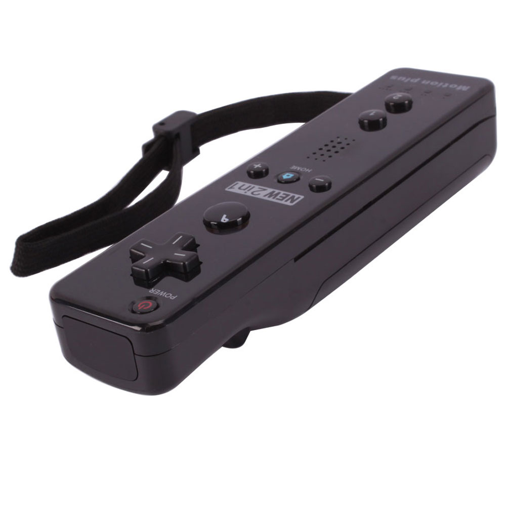 Built-in Motion Plus Remote Controller with Case Strap for ...